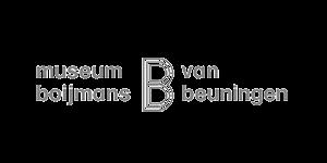 Dit is het logo van Boijmans van Beuningen. Opdrachtgever van Joyfull Onderhoud, bedrijf werkzaam in vastgoedonderhoud