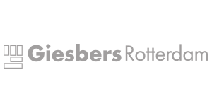 Logo van Giesbers Rotterdam